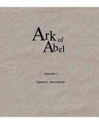 Ark of Abel 4 Volume No. 4 by Koung418