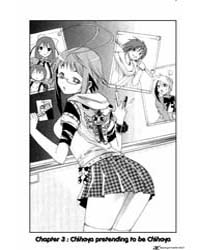 Asu No Yoichi 3: Chihaya Pretending to B... Volume Vol. 3 by Minamoto, Yu