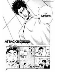 Attack!! 11 Volume Vol. 11 by Tsukasa, Ooshima