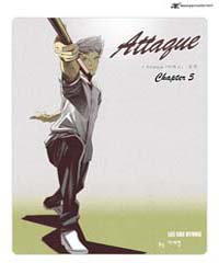Attaque 5 Volume Vol. 5 by Hyung, Lee, Sae