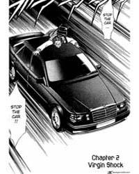 B-shock 2 : Virgin Shock Volume Vol. 2 by Nakano, Junko