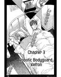 B-shock 3 : Robotic Bodyguard Kefton Volume Vol. 3 by Nakano, Junko