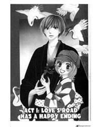 Backstage Prince 4 : Love's Road Has a H... Volume Vol. 4 by Kanoko, Sakurakoji