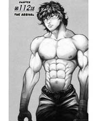 Baki - Son of Ogre 112: the Arrival Volume Vol. 112 by Itagaki, Keisuke