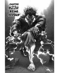 Baki - Son of Ogre 23: Being Second Volume Vol. 23 by Itagaki, Keisuke