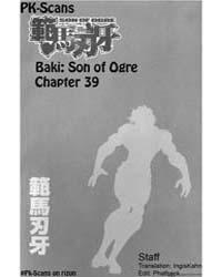 Baki - Son of Ogre 39 Volume Vol. 39 by Itagaki, Keisuke