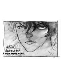 Baki - Son of Ogre 52: a New Movement Volume Vol. 52 by Itagaki, Keisuke