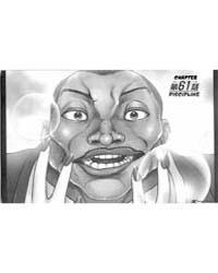 Baki: Son of Ogre (Hanma Baki) : Issue 6... Volume No. 61 by Itagaki, Keisuke