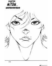 Baki - Son of Ogre 70: Unconscious Volume Vol. 70 by Itagaki, Keisuke
