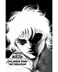 Baki: Son of Ogre (Hanma Baki) : Issue 8... Volume No. 83 by Itagaki, Keisuke