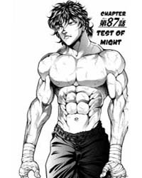 Baki - Son of Ogre 87: Contest of Streng... Volume Vol. 87 by Itagaki, Keisuke
