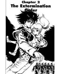 Baoh 2 Volume Vol. 2 by Hirohiko, Araki