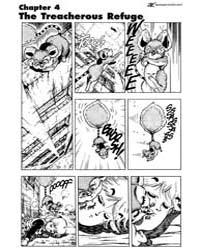 Baoh 4 Volume Vol. 4 by Hirohiko, Araki