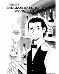 Bartender : Issue 13: the Glass of Betra... Volume No. 13 by Nagatomo, Kenji