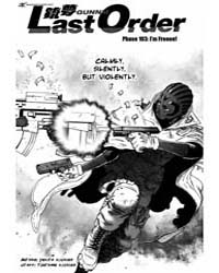 Battle Angel Alita: Last Order (Gunnm: L... Volume No. 103 by Kishiro, Yukito