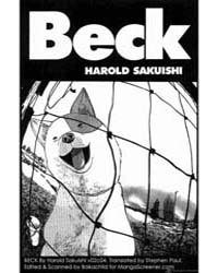 Beck 103 Volume Vol. 103 by Sakuishi, Harold