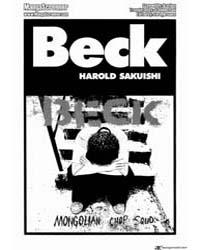 Beck 19 Volume Vol. 19 by Sakuishi, Harold
