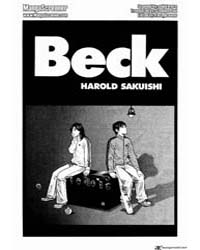 Beck 22 Volume Vol. 22 by Sakuishi, Harold