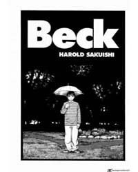 Beck 41 Volume Vol. 41 by Sakuishi, Harold