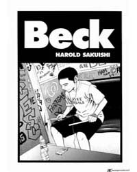 Beck 52 Volume Vol. 52 by Sakuishi, Harold