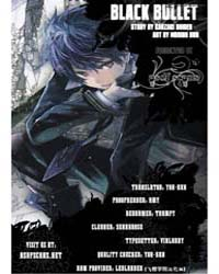 Black Bullet 5: the Beginning of the End Volume No. 5 by Shiden, Kanzaki