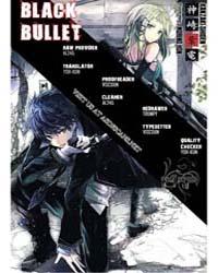 Black Bullet 6: the Cursed Children Volume No. 6 by Shiden, Kanzaki