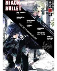 Black Bullet 9: at the End of Hesitation Volume No. 9 by Shiden, Kanzaki