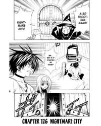 Black Cat 126 : Nightmare City Volume Vol. 126 by Kentaro, Yabuki