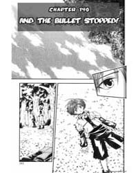 Black Cat 140 : and the Bullet Stopped Volume Vol. 140 by Kentaro, Yabuki