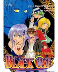 Black Cat 14 : Revolution for This Plane... Volume Vol. 14 by Kentaro, Yabuki