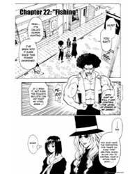 Black Cat 22 : Fishing Volume Vol. 22 by Kentaro, Yabuki