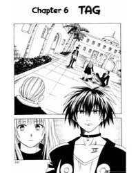 Black Cat 6 : Tag Volume Vol. 6 by Kentaro, Yabuki