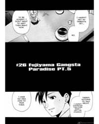 Black Lagoon 26: Fujiyama Gangsta Paradi... Volume Vol. 26 by Hiroe, Rei
