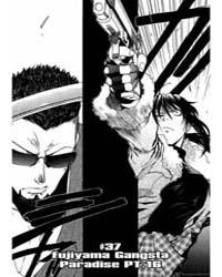 Black Lagoon 37: Fujiyama Gangsta Paradi... Volume Vol. 37 by Hiroe, Rei