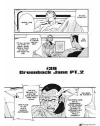 Black Lagoon 39: Greenback Jane 2 Volume Vol. 39 by Hiroe, Rei