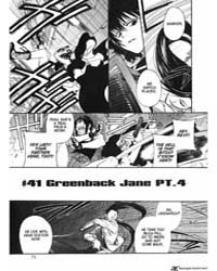 Black Lagoon 41: Greenback Jane 4 Volume Vol. 41 by Hiroe, Rei