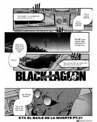 Black Lagoon 74: El Baile De La Muerte 3... Volume Vol. 74 by Hiroe, Rei
