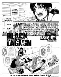 Black Lagoon 79: the Wired Red Wild Card... Volume Vol. 79 by Hiroe, Rei