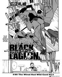Black Lagoon (Burakku Laguun) : Issue 80... Volume No. 80 by Hiroe, Rei
