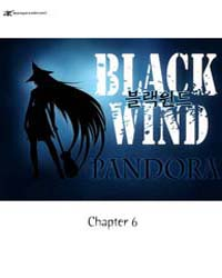 Black Wind 6 Volume Vol. 6 by Jay-guun
