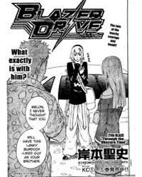 Blazer Drive 21: Through the Obscure Tim... Volume Vol. 21 by Kishimoto, Seishi
