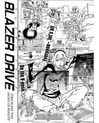 Blazer Drive 23: Heating up Volume Vol. 23 by Kishimoto, Seishi