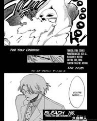 Bleach 186 : Tell Your Children the Trut... Volume No. 186 by Kubo, Tite