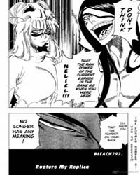 Bleach 292 : Rupture My Replica Volume No. 292 by Kubo, Tite