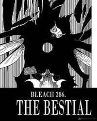 Bleach 386 : the Bestial Volume No. 386 by Kubo, Tite
