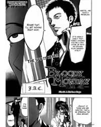 Bloody Monday : Issue 61: a Bird in a Ca... Volume No. 61 by Megumi, Kouji