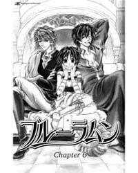 Blue Ramun 6 Volume Vol. 6 by Ryou, Yuuki