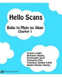 Boku to Majo No Jikan 6: Parasite Volume No. 6 by Shin, Arakawa