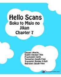 Boku to Majo No Jikan 7 Volume No. 7 by Shin, Arakawa