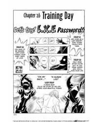 Busou Renkin 26 : Training Day Volume Vol. 26 by Watsuki, Nobuhiro